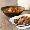 Thai Meal at Café Isan