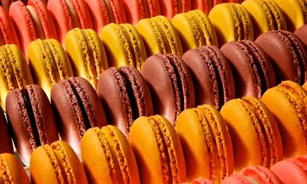 12 ($19) or 24 Macarons ($29.50) from Locantro Fine Foods Leichhardt (Up to $72 Value)