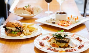 Zanetti Cafe Bar Restaurant: Three-Course Dinner for Two ($49), Four ($98) or Six People ($114) at Zanetti Café Bar Restaurant (Up to $321 Value)