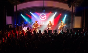 Glasville: Glasville Concert Tickets, 10 - 11 November, Two Locations (Up to 26% Off)