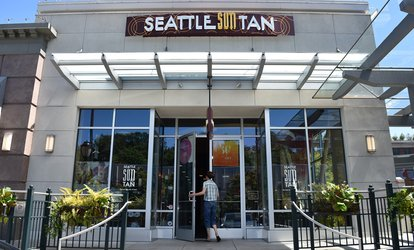 UV or Spray <strong>Tanning</strong> at Seattle Sun Tan (Up to 96% Off)