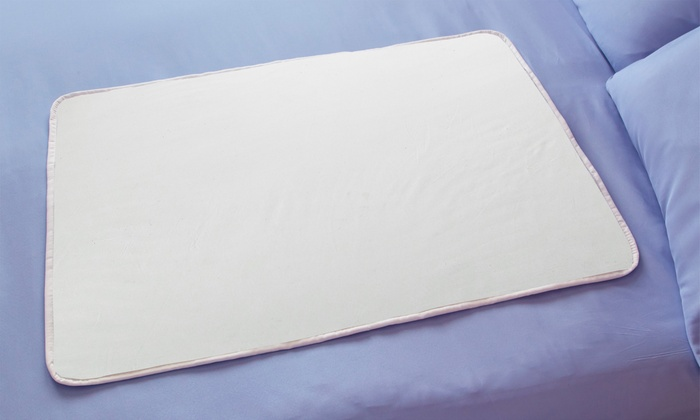 One or Two Slumba-Mate Waterproof Mattress Pads for £9.98