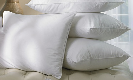 Four, Six, or Eight Hollow Fibre Pillows from AED 59