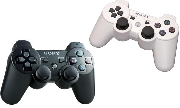 Pan Euro Traders: Manette Sony Dualshock 3 pour la PS3 reconditionnée, livraison offerte