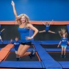 50% Off Open-Jump Trampoline Sessions