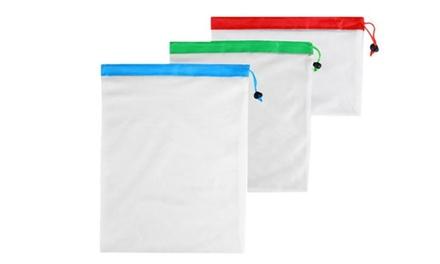 Reusable Multi-Purpose BPA-Free Bag Set (9-Piece)