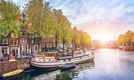 Amsterdam: habitación estándar, confort o superior para 2 personas en el Hotel Delphi 4* - Amsterdam Townhouse