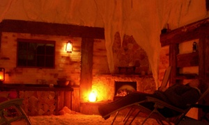 Pyramid Holistic Wellness Center: One, Three, or Five Salt Cave Sessions for One or Two at Pyramid Holistic Wellness Center (Up to 34% Off)