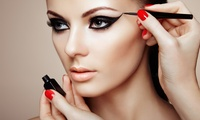 Three-Hour MAC Make-Up Masterclass, Prosecco and Brush Kit at International Makeup Academy, 14 Locations (Up to 81% Off)