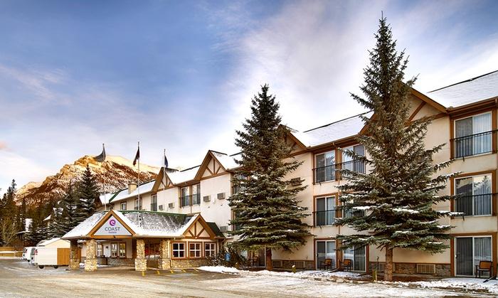 Canadian Rockies Hotel near Banff