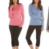 Balance Women's Dry-Wik Quarter-Zip Hoodie