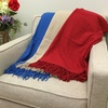 Fringed Acrylic Throw