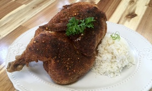 StopBye Cafe: $12 for $20 Worth of Asian Fusion Cuisine at StopBye Cafe