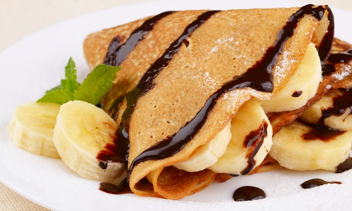 Jolie Cafe - Bedford - Stuyvesant: $15 for $30 Worth of Modern European Food — Jolie Creperie