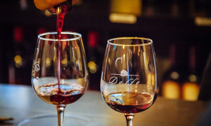 Doffo Winery - Temecula Wine Country : Winery Bus Tour with Champagne and Wine Tasting for One or Two at Doffo Winery (Up to 42% Off)