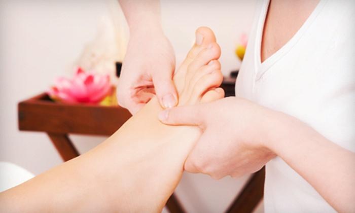 Foot Spa & Tea Bar - Verona: One or Three Foot and Body Massages at Foot Spa & Tea Bar in Verona (Up to 64% Off)