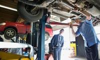 Saisonaler Pkw-Checkup inkl. Öl- und Reifenwechsel und optional Unterbodenversiegelung bei ASG (bis zu 75% sparen*)