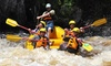Northwoods Adventures - Northwoods Adventures: Menominee River Whitewater-Rafting Trip for Two, Four, or Six from Northwoods Adventures (Up to 55% Off)