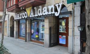 Marco Aldany Euskadi: Sesión de peluquería con corte y tratamiento a elegir desde 14,95 € en dos centros Marco Aldany Euskadi