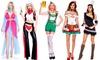 Music Legs Women's International Costumes