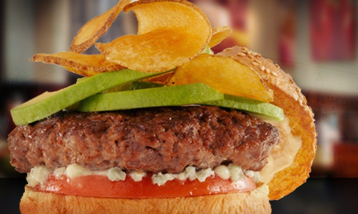 Tom & Eddie's - Multiple Locations: $12 for a Burger Meal for Two with Fries and Drinks, Plus Free Fries Next Time, at Tom & Eddie's (Up to $23.94 Value)