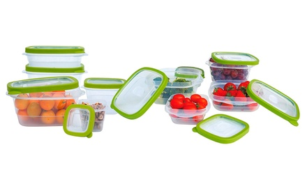 One or Two Sets of Ten Silvano Food Containers
