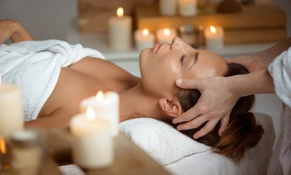 Back, Neck and Shoulder, Full-Body or Indian Head Massage at Renew Beauty (Up to 60% Off)
