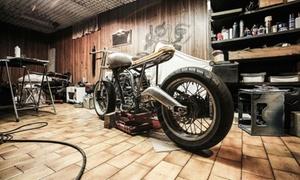 Motoshop: Cambio de aceite y filtro de moto o scooter de hasta 1.000 c. c. y revisión pre-ITV desde 19,95 € en Motoshop