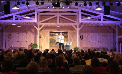 The Amish Country Theater – Up to 47% Off Comedy Variety Shows