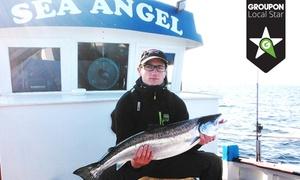 Wędkarstwo Morskie Ustka łódź m/y Sea Angel / Tmp Group Poland: Rejs wędkarski po Bałtyku z połowem dorsza, wypożyczeniem sprzętu i instruktażem od 119,90 zł z Sea Angel (do -52%)