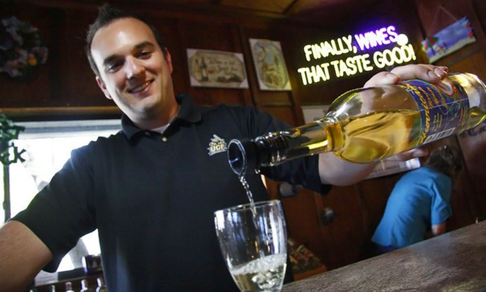 Florida Orange Groves Winery - St. Petersburg: $49  for a Winery Tour and ExtendedTasting for Two at Florida Orange Groves Winery ($97 Value)