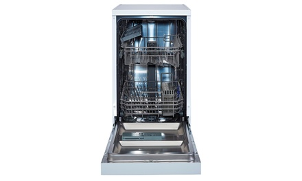 White Knight DW0945WA Slimline Dishwasher With Free Delivery