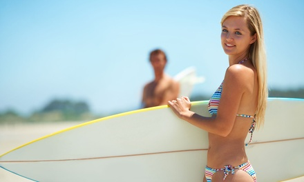 5 or 10 Level 1 to 5 UV Tanning Sessions with Full-Body Cooling at X-Treme Tan (Up to 66% Off)