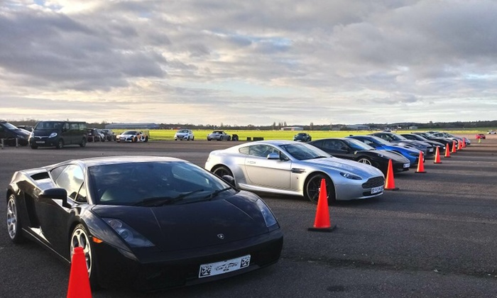 Junior Supercar Experience Experience Limits Groupon