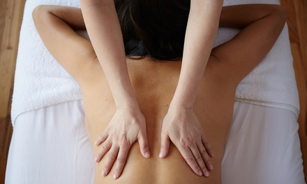 60-Minute Two- or Four-Handed Therapeutic Massage at Kævelle Massage (Up to 46% Off)