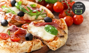 Restaurante Estrelas dos Pampas: Estrela dos Pampas – Copacabana: rodízio de pizza para 1 ou 2 pessoas