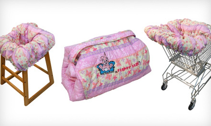 Baby Ping Cart And High Chair Cover