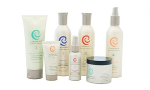 Curl Friends: Professional Salon Haircare and Styling Products from CurlFriends (Up to 66% Off). Three Options Available.