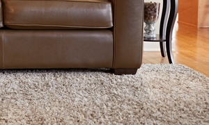Be Green Carpet Cleaning: Carpet Cleaning for Three, Four, or Five Rooms from Be Green Carpet Cleaning (76% Off)