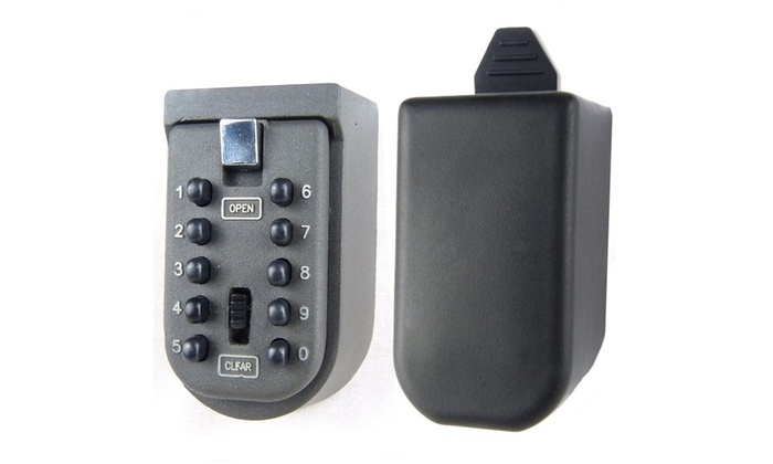 One or Two Hyfive Outdoor Combination Key Safe Boxes