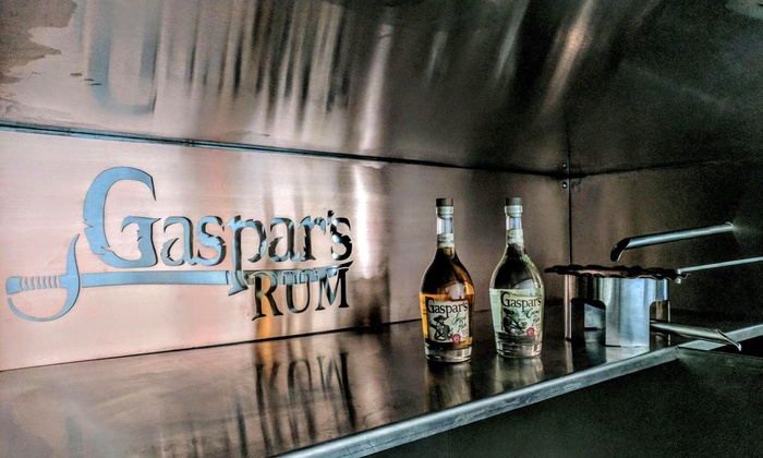 Up to 60% Off Tour and Tasting at Tampa Bay Rum Company