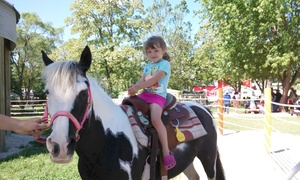 Up to 31% Off Farm Admissions at Green Meadows Petting Farm at Green Meadows Petting Farm, plus 6.0% Cash Back from Ebates.