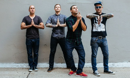 Alien Ant Farm, 31 October, O2 Academy Islington, General Admission Ticket from £20.50