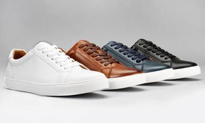 Harrison Royal Men's Lace-Up Sneakers at Harrison Royal Men's Lace-Up Sneakers, plus 6.0% Cash Back from Ebates.