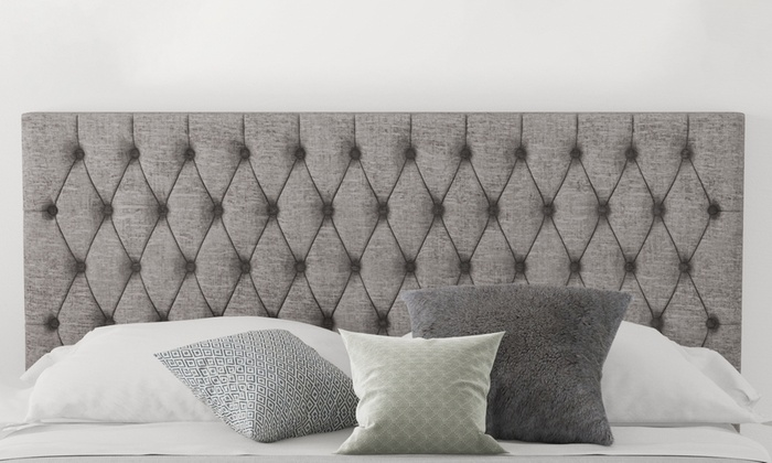 Nightingale Firenza Velour Headboard (£95)
