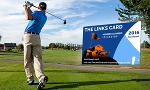 The Links Card: Links Card Golf Discount Cards for Savings at More Than 130 Courses and Subscription to Golf Digest (Up to 42% Off)