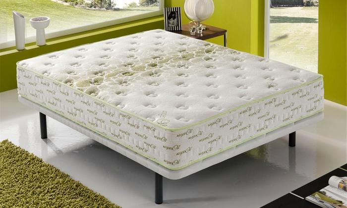 matratze mit memory schaum groupon. Black Bedroom Furniture Sets. Home Design Ideas