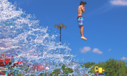 Admission for One, Two, or Four to Water Park at Wild Water at CWAC (Up to 32% Off)