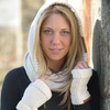 Laura Alison Hooded Infinity Scarf