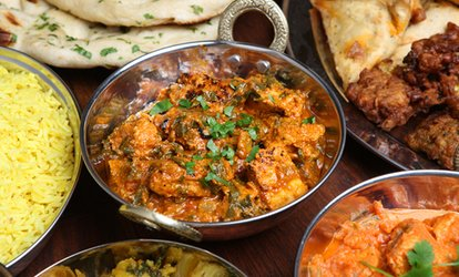 47% Off Indian Cuisine at Namaste India